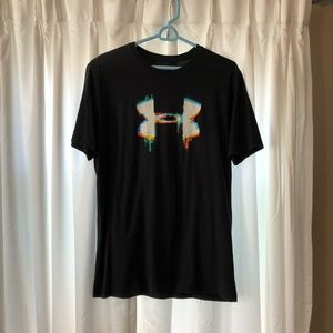 ‼️Under Armor Multi-Color Logo T-Shirt‼️